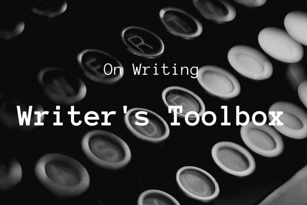 J Almon Polk - Writer's Toolbox